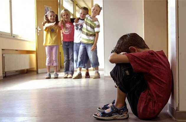 Ребёнка в школе дразнят