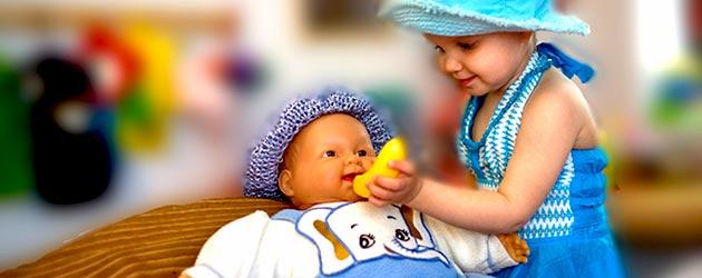 Как игра дочки матери поможет вашему ребенку