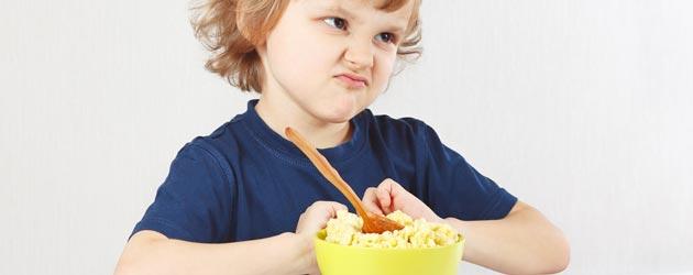у ребёнка плохой аппетит